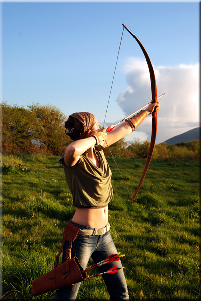 American Flatbow